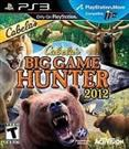 SONY CABELAS BIG GAME HUNTER 2012